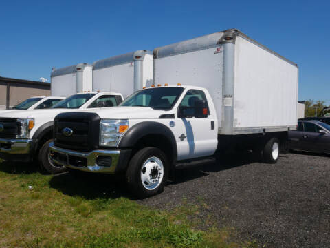 2014 Ford F-550 Super Duty for sale at East Providence Auto Sales in East Providence RI