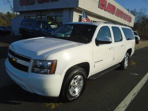 2010 Chevrolet Suburban for sale at Island Auto Buyers in West Babylon NY
