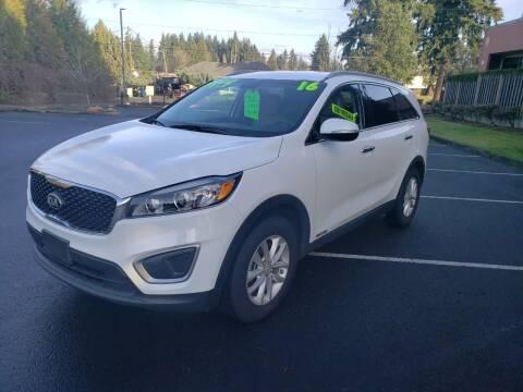 2016 Kia Sorento for sale at TOP Auto BROKERS LLC in Vancouver WA