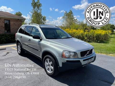 2005 Volvo XC90 for sale at IJN Automotive Group LLC in Reynoldsburg OH
