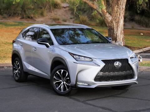 2015 Lexus NX 200t for sale at AZGT LLC in Phoenix AZ
