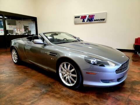 2008 Aston Martin DB9 for sale at Driveline LLC in Jacksonville FL