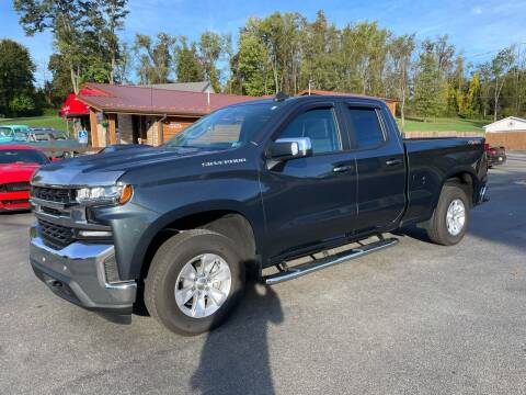2020 Chevrolet Silverado 1500 for sale at Twin Rocks Auto Sales LLC in Uniontown PA