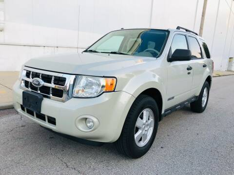 2008 Ford Escape for sale at WALDO MOTORS in Kansas City MO