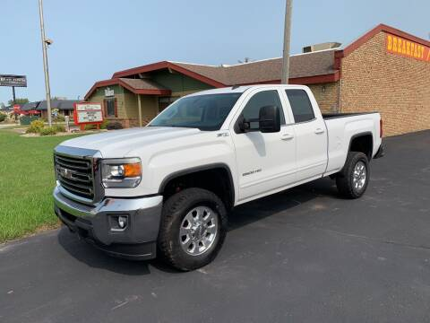2015 GMC Sierra 2500HD for sale at Welcome Motor Co in Fairmont MN
