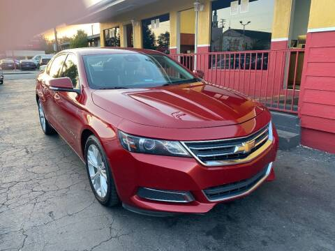 2014 Chevrolet Impala for sale at Crown Auto Inc in South Gate CA