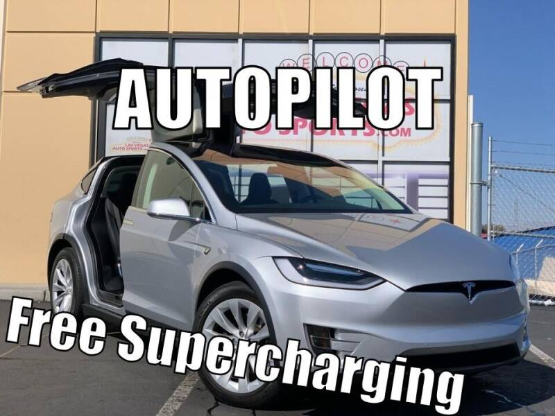 2016 Tesla Model X for sale in Las Vegas, NV