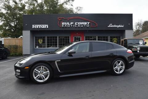 2013 Porsche Panamera for sale at Gulf Coast Exotic Auto in Biloxi MS
