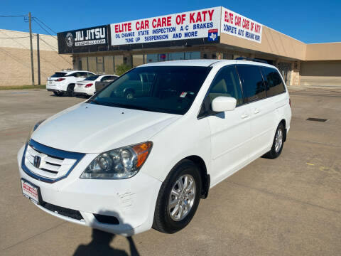 2010 Honda Odyssey for sale at Houston Auto Gallery in Katy TX