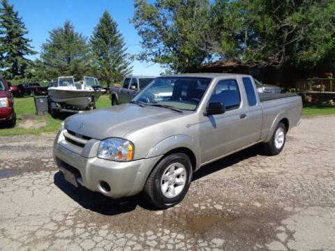 2001 Nissan Frontier for sale at COUNTRYSIDE AUTO INC in Austin MN