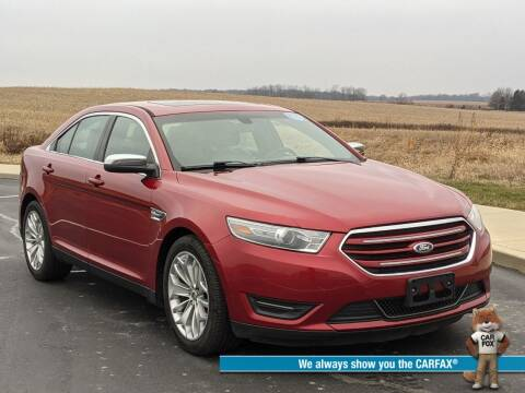 2013 Ford Taurus for sale at Bob Walters Linton Motors in Linton IN