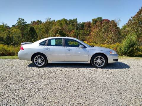 2013 Chevrolet Impala for sale at Skyline Automotive LLC in Woodsfield OH