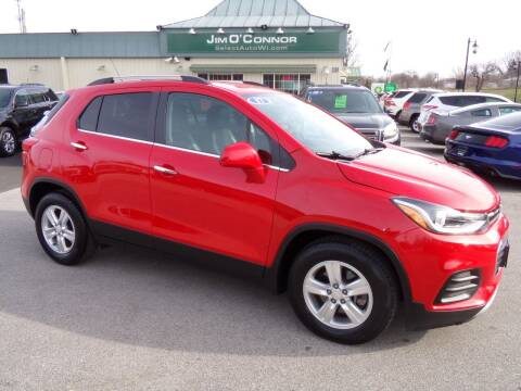 2017 Chevrolet Trax for sale at Jim O'Connor Select Auto in Oconomowoc WI