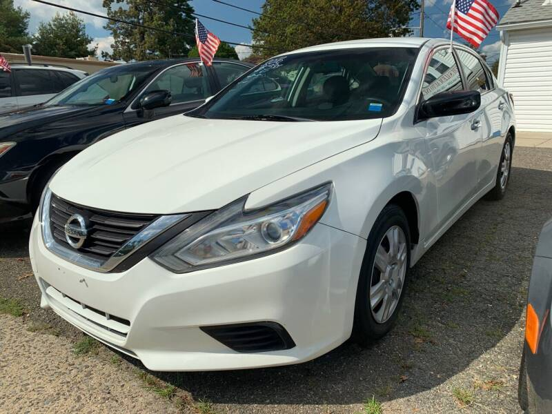 2016 Nissan Altima for sale at Jerusalem Auto Inc in North Merrick NY