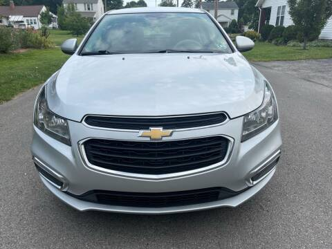2016 Chevrolet Cruze Limited for sale at Via Roma Auto Sales in Columbus OH
