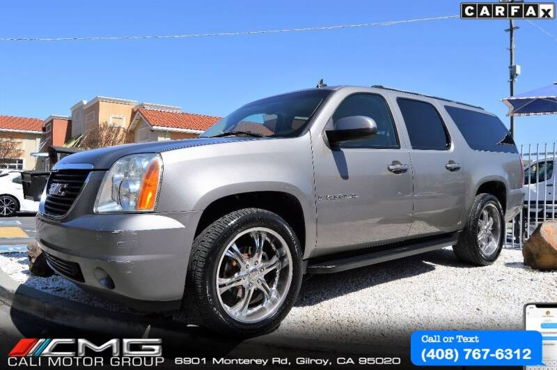 2007 GMC Yukon XL for sale at Cali Motor Group in Gilroy CA