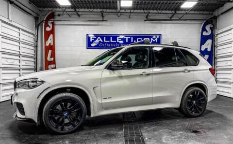 2017 BMW X5 for sale at Falleti Motors, Inc.  est. 1976 in Batavia NY