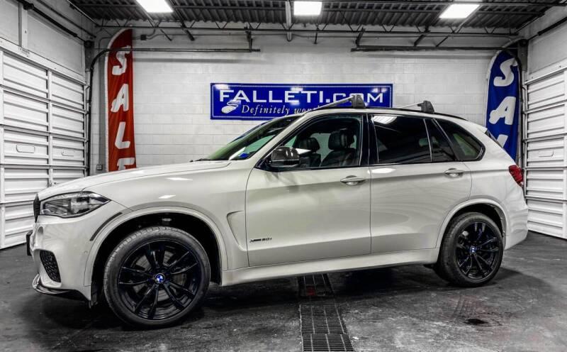 2017 BMW X5 for sale at Falleti Motors, Inc.  est. 1976 in Batavia NY