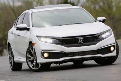 2019 Honda Civic for sale at MGM Motors LLC in De Soto KS