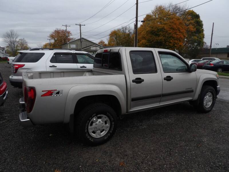 2005 Chevrolet Colorado for sale at English Autos in Grove City PA