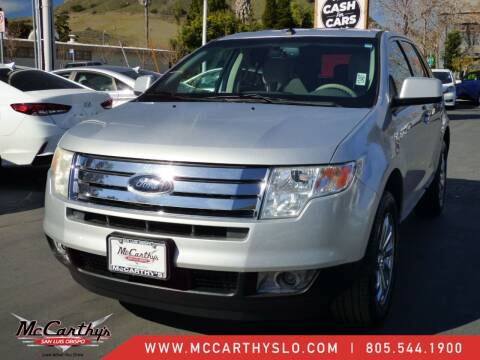 2009 Ford Edge for sale at McCarthy Wholesale in San Luis Obispo CA