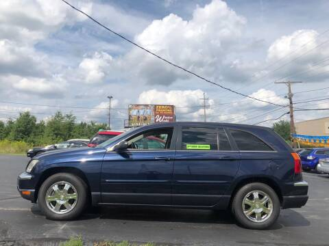 2005 Chrysler Pacifica for sale at Country Auto Sales in Boardman OH
