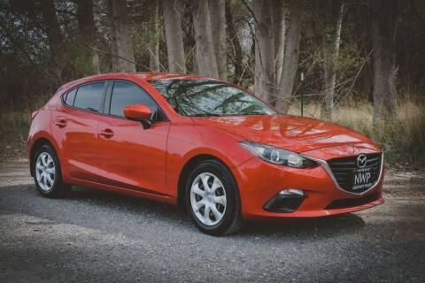 2015 Mazda MAZDA3 for sale at Northwest Premier Auto Sales in West Richland And Kennewick WA