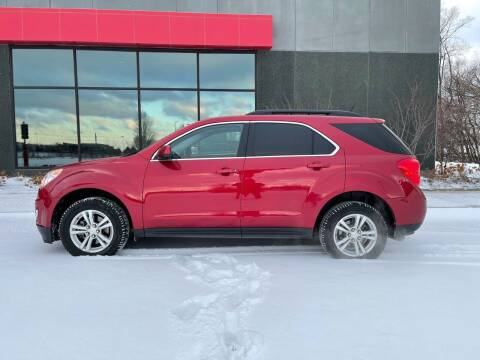 2015 Chevrolet Equinox for sale at You Win Auto in Metro MN
