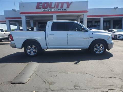 2017 RAM Ram Pickup 1500 for sale at EQUITY AUTO CENTER in Phoenix AZ