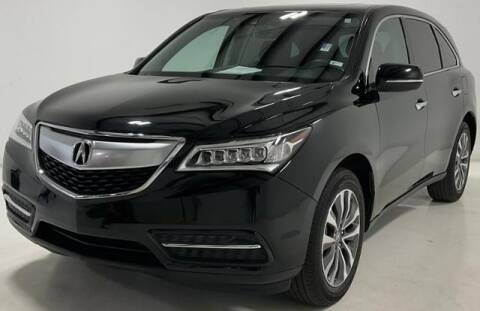 2016 Acura MDX for sale at Cars R Us in Indianapolis IN