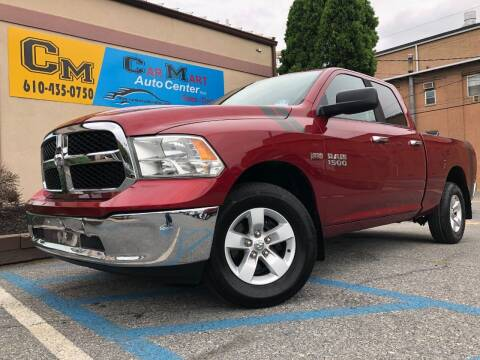 2014 RAM Ram Pickup 1500 for sale at Car Mart Auto Center II, LLC in Allentown PA