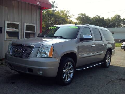 2007 GMC Yukon XL for sale at Midwest Auto & Truck 2 LLC in Mansfield OH