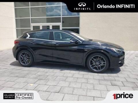 2018 Infiniti QX30 for sale at Orlando Infiniti in Orlando FL