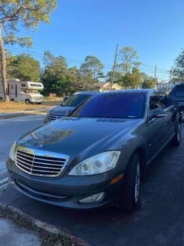 2007 Mercedes-Benz S-Class for sale at Low Price Auto Sales LLC in Palm Harbor FL