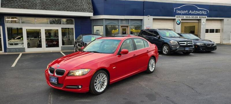 2010 BMW 3 Series for sale at Import Autowerks in Portsmouth VA
