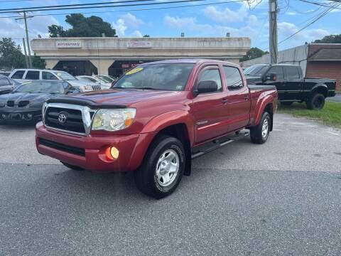2006 Toyota Tacoma for sale at Mega Autosports in Chesapeake VA