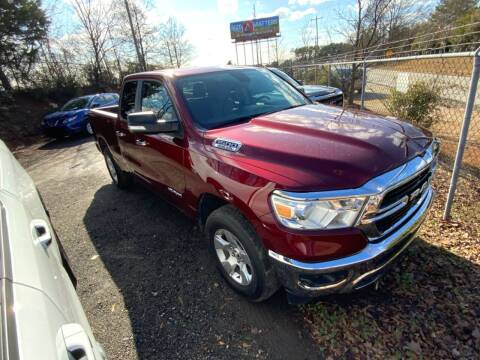 2020 RAM Ram Pickup 1500 for sale at A & K Auto Sales in Mauldin SC