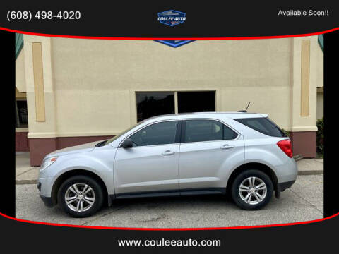 2015 Chevrolet Equinox for sale at Coulee Auto in La Crosse WI