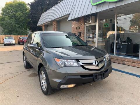 2007 Acura MDX for sale at LOT 51 AUTO SALES in Madison WI