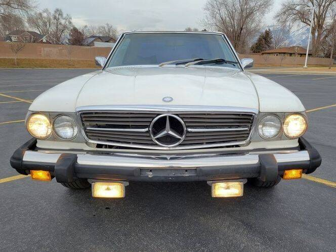 1975 Mercedes-Benz 450 SL
