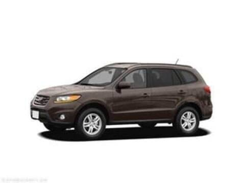 2011 Hyundai Santa Fe for sale at Griffeth Mitsubishi - Pre-owned in Caribou ME