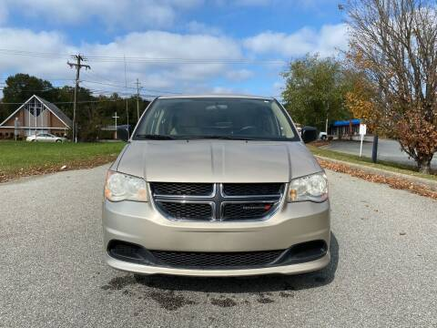 2013 Dodge Grand Caravan for sale at RoadLink Auto Sales in Greensboro NC