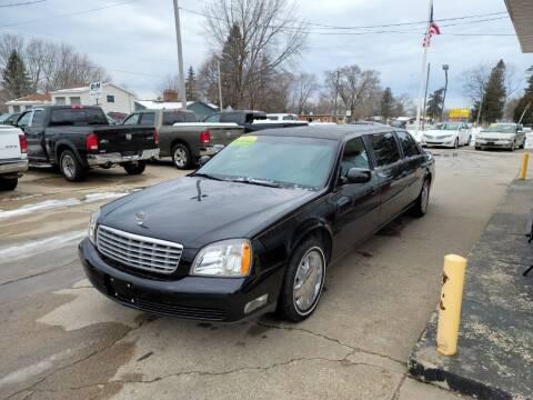 2005 Cadillac PROFESSIONAL for sale at Clare Auto Sales, Inc. in Clare MI