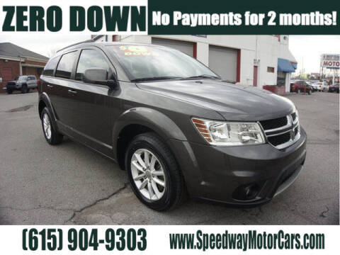 2016 Dodge Journey for sale at Speedway Motors in Murfreesboro TN