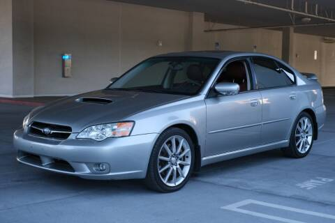 2006 Subaru Legacy for sale at Sports Plus Motor Group LLC in Sunnyvale CA