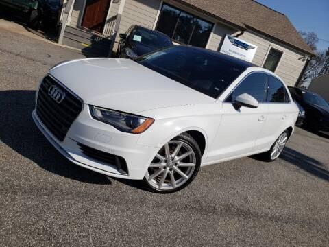 2015 Audi A3 for sale at M & A Motors LLC in Marietta GA