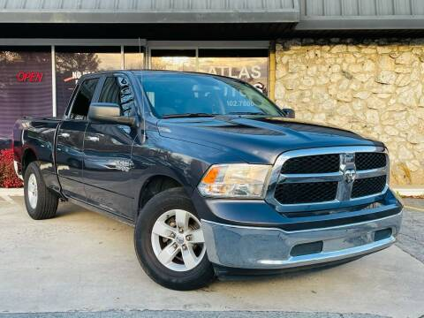 2016 RAM Ram Pickup 1500 for sale at ATLAS AUTOS in Marietta GA