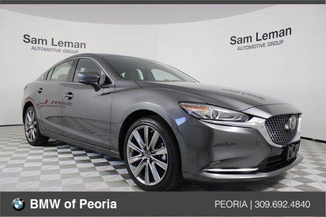2020 Mazda MAZDA6 for sale at BMW of Peoria in Peoria IL