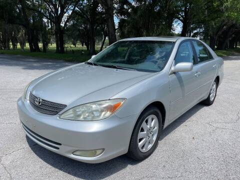2003 Toyota Camry for sale at ROADHOUSE AUTO SALES INC. in Tampa FL