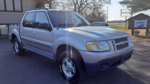 2002 Ford Explorer Sport Trac for sale at Shores Auto in Lakeland Shores MN